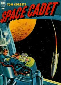 Cover for Four Color (Dell, 1942 series) #378 - Tom Corbett, Space Cadet