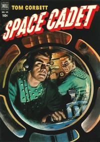 Cover Thumbnail for Four Color (Dell, 1942 series) #421 - Tom Corbett, Space Cadet