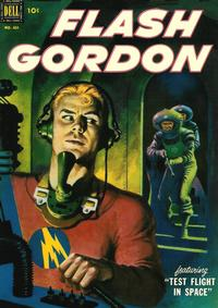 Cover Thumbnail for Four Color (Dell, 1942 series) #424 - Flash Gordon