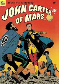 Cover Thumbnail for Four Color (Dell, 1942 series) #437 - Edgar Rice Burroughs' John Carter of Mars