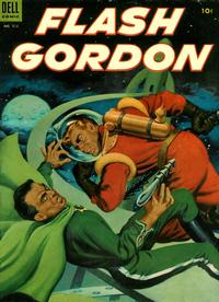 Cover Thumbnail for Four Color (Dell, 1942 series) #512 - Flash Gordon