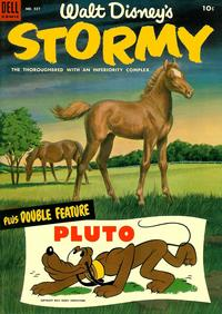 Cover Thumbnail for Four Color (Dell, 1942 series) #537 - Walt Disney's Stormy