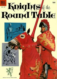 Cover Thumbnail for Four Color (Dell, 1942 series) #540 - M-G-M's Knights of the Round Table
