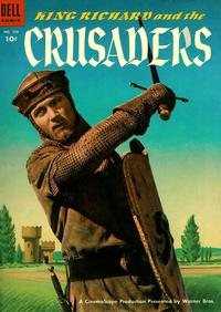 Cover Thumbnail for Four Color (Dell, 1942 series) #588 - King Richard And The Crusaders
