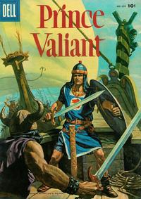 Cover Thumbnail for Four Color (Dell, 1942 series) #650 - Prince Valiant