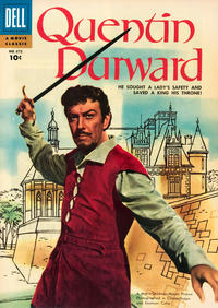 Cover for Four Color (Dell, 1942 series) #672 - Quentin Durward