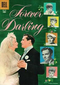 Cover Thumbnail for Four Color (Dell, 1942 series) #681 - Forever Darling
