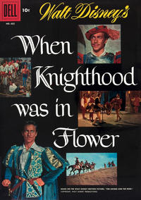 Cover Thumbnail for Four Color (Dell, 1942 series) #682 - When Knighthood Was in Flower