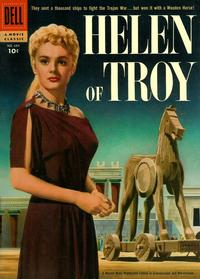 Cover Thumbnail for Four Color (Dell, 1942 series) #684 - Helen of Troy