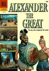 Cover Thumbnail for Four Color (Dell, 1942 series) #688 - Alexander the Great