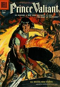 Cover for Four Color (Dell, 1942 series) #699 - Prince Valiant