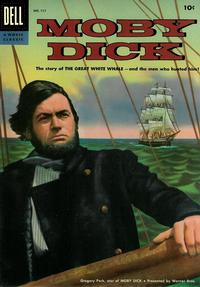 Cover Thumbnail for Four Color (Dell, 1942 series) #717 - Moby Dick