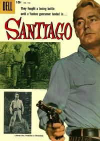 Cover for Four Color (Dell, 1942 series) #723 - Santiago