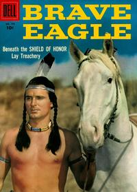 Cover for Four Color (Dell, 1942 series) #770 - Brave Eagle