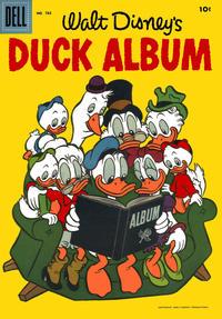 Cover Thumbnail for Four Color (Dell, 1942 series) #782 - Walt Disney's Duck Album