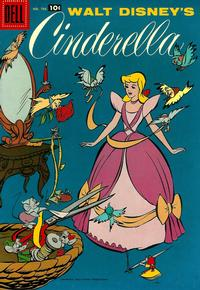 Cover Thumbnail for Four Color (Dell, 1942 series) #786 - Walt Disney's Cinderella