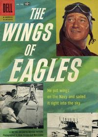 Cover Thumbnail for Four Color (Dell, 1942 series) #790 - The Wings of Eagles