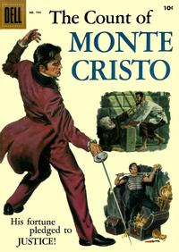 Cover Thumbnail for Four Color (Dell, 1942 series) #794 - The Count of Monte Cristo