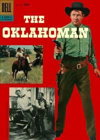 Cover Thumbnail for Four Color (Dell, 1942 series) #820 - The Oklahoman