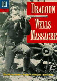 Cover Thumbnail for Four Color (Dell, 1942 series) #815 - Dragoon Wells Massacre
