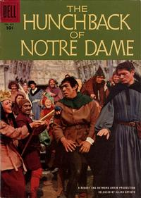 Cover Thumbnail for Four Color (Dell, 1942 series) #854 - The Hunchback of Notre Dame