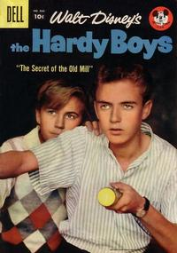Cover Thumbnail for Four Color (Dell, 1942 series) #830 - Walt Disney's The Hardy Boys