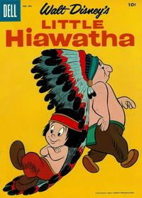 Cover Thumbnail for Four Color (Dell, 1942 series) #901 - Walt Disney's Little Hiawatha