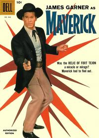 Cover Thumbnail for Four Color (Dell, 1942 series) #930 - Maverick