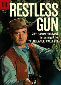 Cover Thumbnail for Four Color (Dell, 1942 series) #934 - Restless Gun