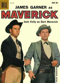 Cover Thumbnail for Four Color (Dell, 1942 series) #945 - Maverick