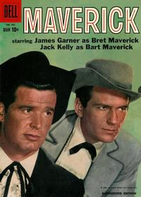 Cover Thumbnail for Four Color (Dell, 1942 series) #962 - Maverick