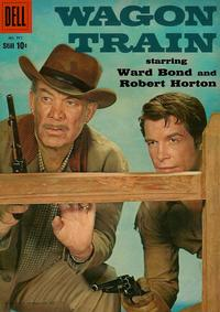 Cover Thumbnail for Four Color (Dell, 1942 series) #971 - Wagon Train