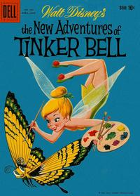 Cover Thumbnail for Four Color (Dell, 1942 series) #982 - Walt Disney's The New Adventures of Tinker Bell