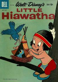 Cover Thumbnail for Four Color (Dell, 1942 series) #988 - Walt Disney's Little Hiawatha