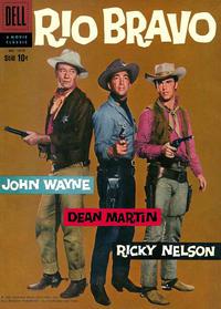 Cover Thumbnail for Four Color (Dell, 1942 series) #1018 - Rio Bravo