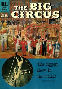 Cover Thumbnail for Four Color (Dell, 1942 series) #1036 - The Big Circus
