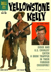 Cover Thumbnail for Four Color (Dell, 1942 series) #1056 - Yellowstone Kelly
