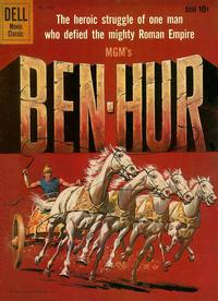 Cover Thumbnail for Four Color (Dell, 1942 series) #1052 - Ben Hur