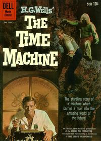 Cover Thumbnail for Four Color (Dell, 1942 series) #1085 - The Time Machine