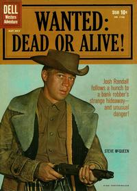 Cover for Four Color (Dell, 1942 series) #1102 - Wanted: Dead Or Alive!