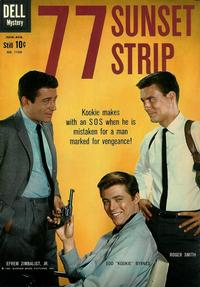 Cover Thumbnail for Four Color (Dell, 1942 series) #1106 - 77 Sunset Strip