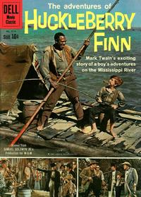 Cover Thumbnail for Four Color (Dell, 1942 series) #1114 - The Adventures of Huckleberry Finn