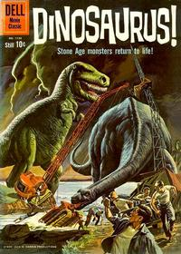 Cover Thumbnail for Four Color (Dell, 1942 series) #1120 - Dinosaurus