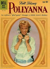 Cover Thumbnail for Four Color (Dell, 1942 series) #1129 - Walt Disney's Pollyanna