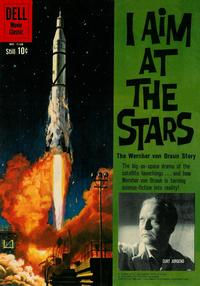 Cover Thumbnail for Four Color (Dell, 1942 series) #1148 - I Aim at the Stars