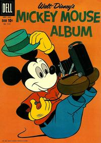 Cover Thumbnail for Four Color (Dell, 1942 series) #1151 - Walt Disney's Mickey Mouse Album