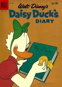Cover Thumbnail for Four Color (Dell, 1942 series) #1150 - Walt Disney's Daisy Duck's Diary