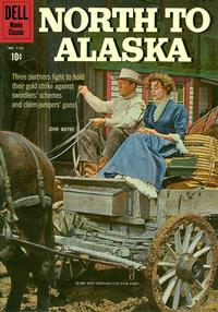 Cover Thumbnail for Four Color (Dell, 1942 series) #1155 - North to Alaska