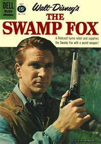 Cover Thumbnail for Four Color (Dell, 1942 series) #1179 - Walt Disney's The Swamp Fox