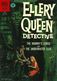 Cover Thumbnail for Four Color (Dell, 1942 series) #1165 - Ellery Queen